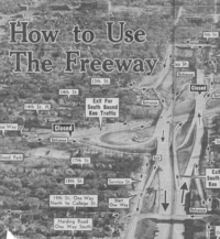 How to Use The Freeway Graphic
