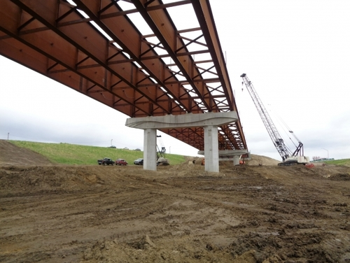 I-29 & I-80 in Council Bluffs IA | Project Gallery | Cramer